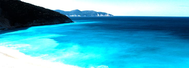 Myrtos Bay Kefalonia