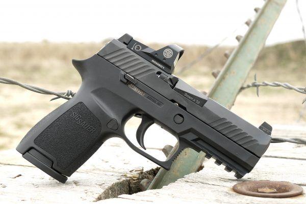 Gun Review: SIG SAUER P320 RX Compact - The Truth About Guns