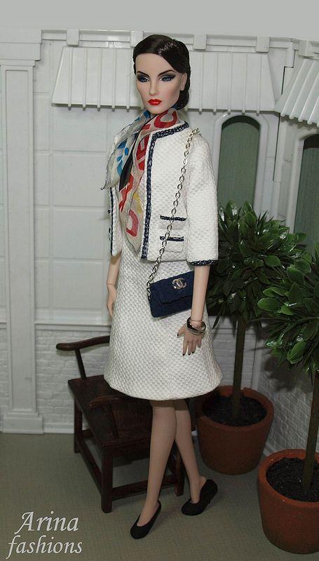 Midnight Star Elise Fashion Royalty | par arina_fashions