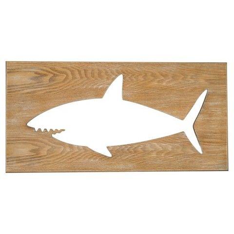 Shark Plaque - Pillowfort™