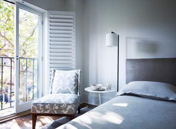 New York Apartment - contemporary - Bedroom - Sydney - Arent&Pyke