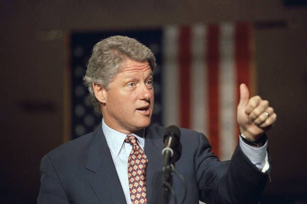 """#Media #Oligarchs #MegaBanks vs #Union #Occupy #BLM #SDF #Humanity   """"What Happened"""" Bill Clinton's odious presidency: Thomas Frank on the real history of the '90s  http://www.salon.com/2016/03/14/bill_clintons_odious_presidency_thomas_frank_on_the_real_history_of_the_90s?"""
