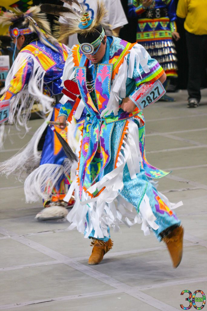 how to make grass dance regalia