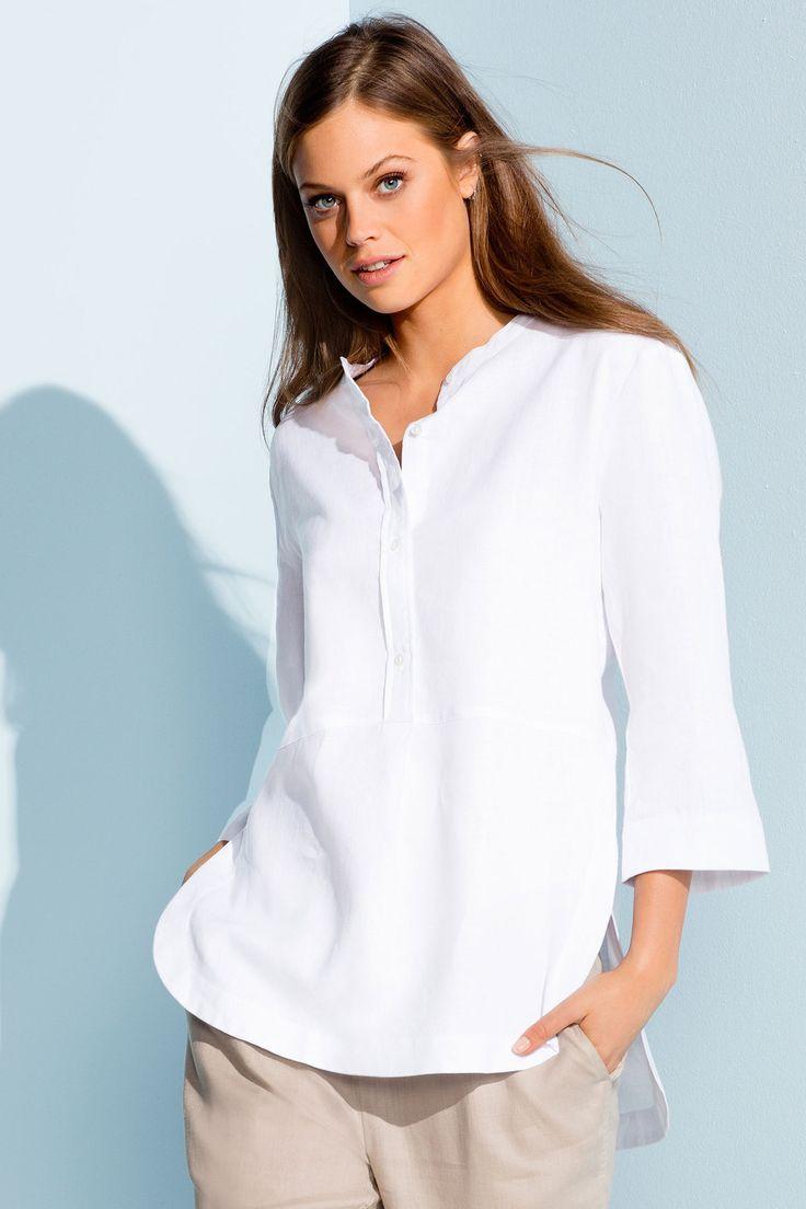 Emerge Linen Shirt Online | Shop EziBuy