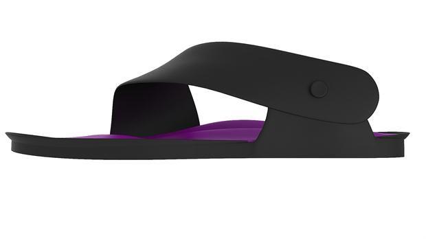 Cordobesas diseñan un calzado terapéutico para pacientes con artritis  Flop son sandalias personas con artrosis.