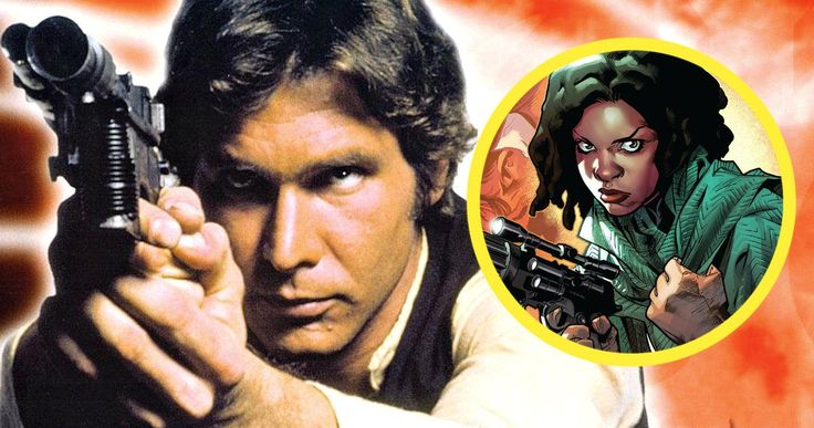 Is Star Wars Han Solo Movie Casting Sana Solo? -- Will Han Solo's first wife Sana make her big screen debut in the second Star Wars spin-off? -- http://movieweb.com/star-wars-han-solo-movie-sana-non-white-female-lead/