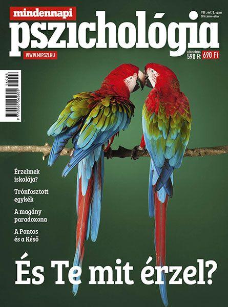Mindennapi Pszichológia 2016. június–jólius
