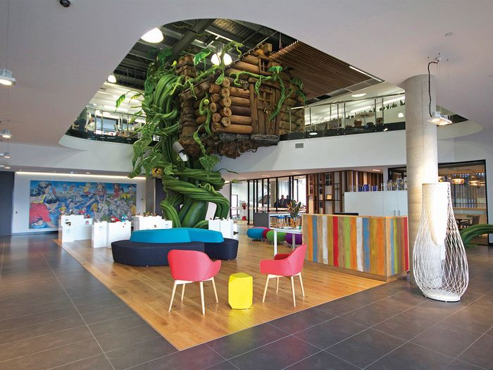 76 Best Office Interiors Images On Pinterest