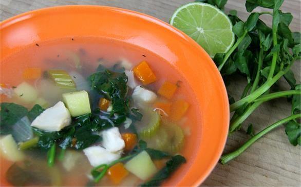 caribbean fish soup recipe  caribbean recipes jamaican