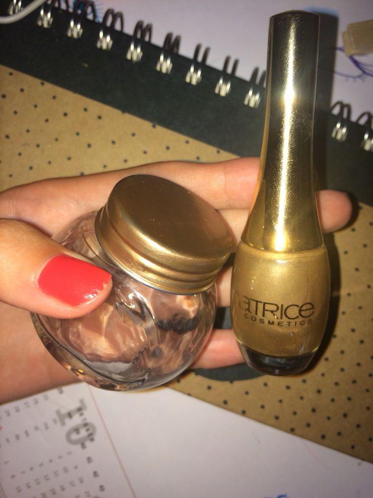 Nail polish of Catrice🍸