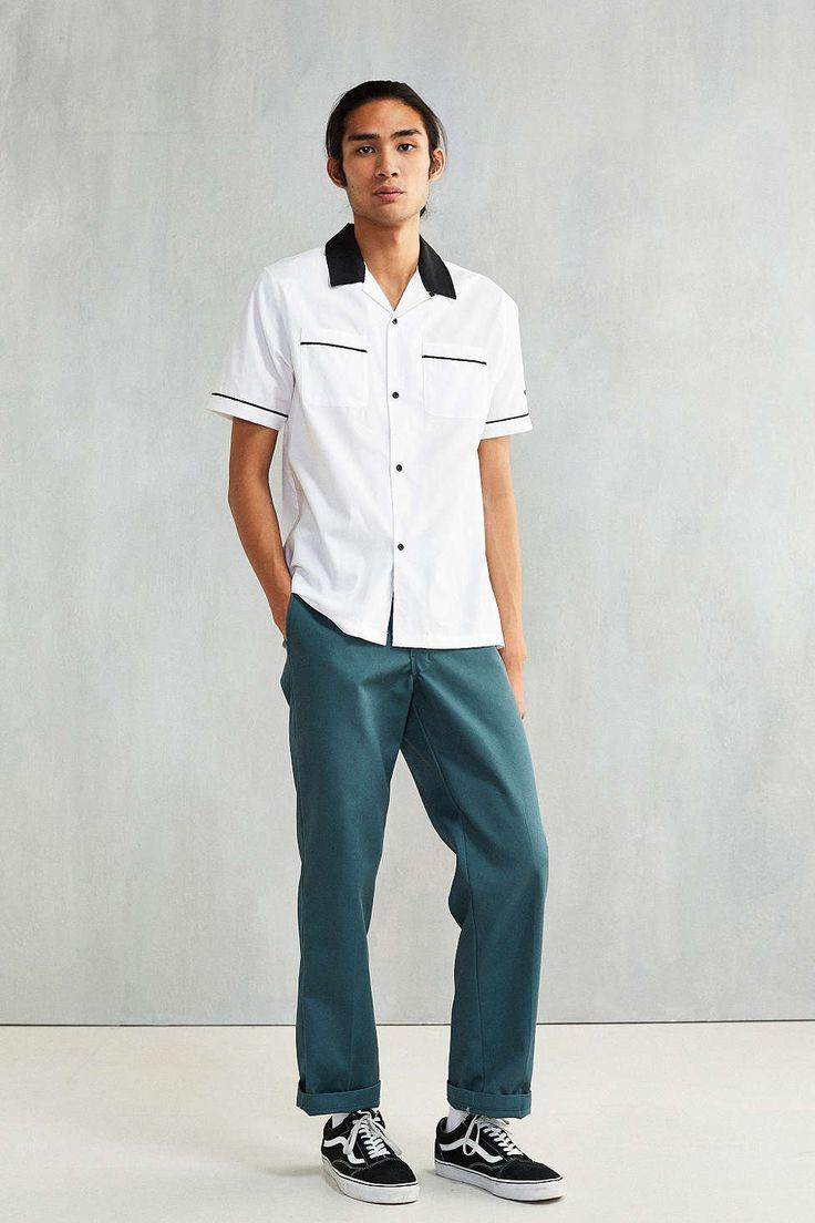 Stussy Short-Sleeve Bowling Shirt