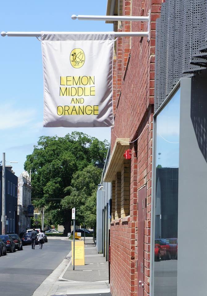 Lemon Middle and Orange
