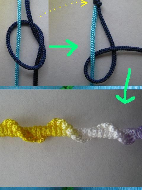 「プロミスリング 編み方」記事の画像
