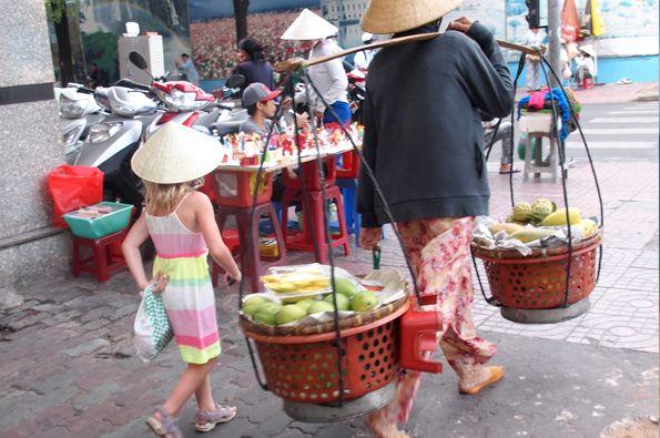 Vietnam er et spennende reisemål for både store og små