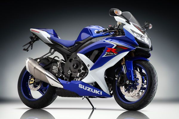 Suzuki Gsxr 750.... ready to get ours out of the shop and take it for a long ride!!