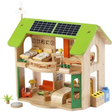 Voila Eco House with furniture