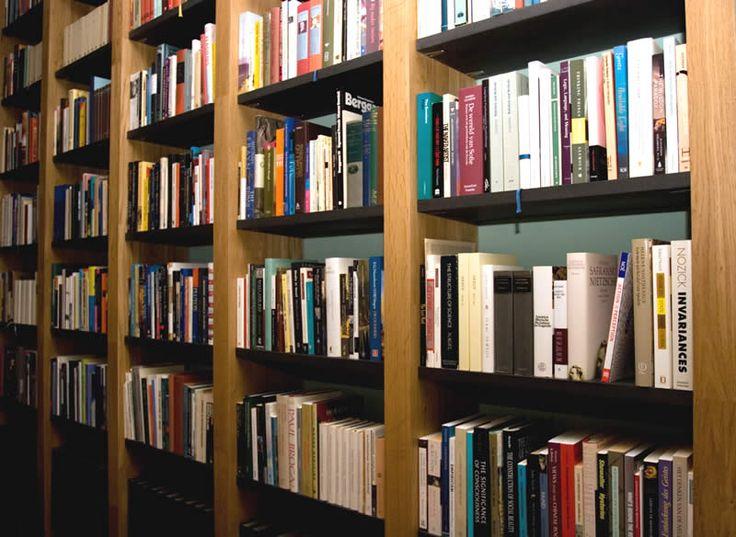 20 besten zwevend boekenkast / bilbliotheek van eiken vloerdelen ...