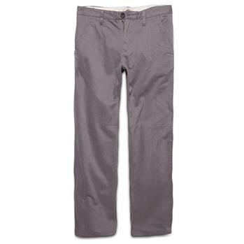 Timberland - Pantalon Chino Thompson Lake Twill Homme Gris - Coupe Slim