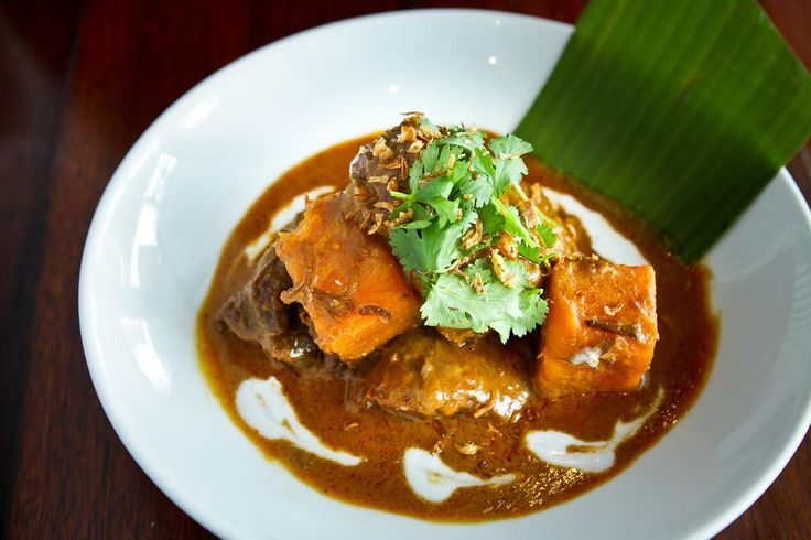 Lamb Massaman Curry - The Happy Foodie