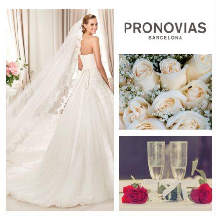 Aujourd'hui nous vous présentons notre sélection Pronovias 2016 disponible dans votre boutique de Marions Nous à Metz #onvasedireoui #mariage #marionsnous #metz