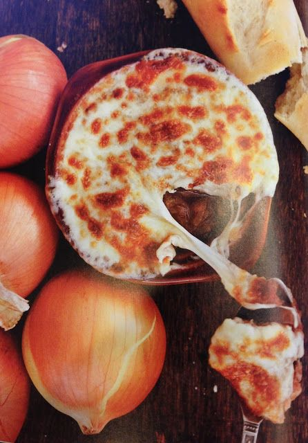 TASTE OF HAWAII: FRENCH ONION SOUP - PRESSURE COOKER RECIPE