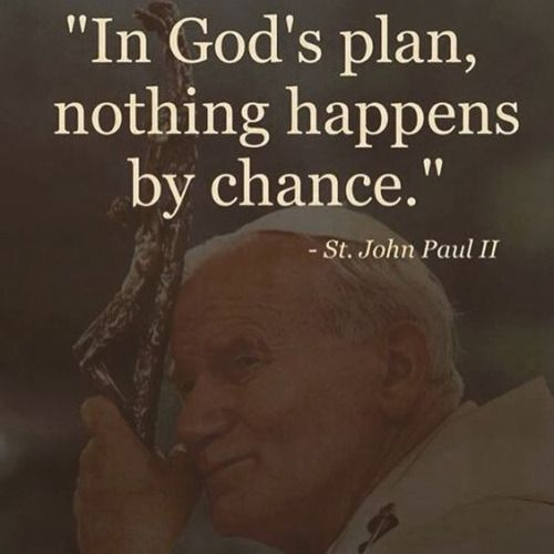 Catholic Quote Of The Day: 88 Best Images About Blessed John Paul II On Pinterest