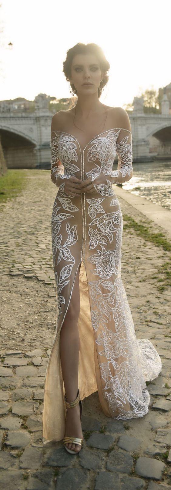 Lace Skin Dress