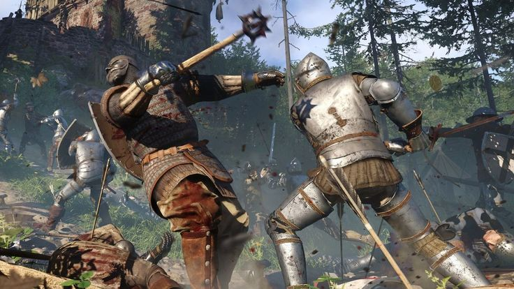 Kingdom Come: Deliverance's Hard Medieval Living We describe the unique gameplay we encountered in the early hours of this medieval RPG. June 28 2017 at 04:30PM  https://www.youtube.com/user/ScottDogGaming