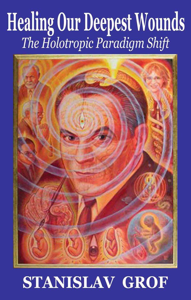 Healing our Deepest Wounds / Stanislav Grof / Ex Libris <3