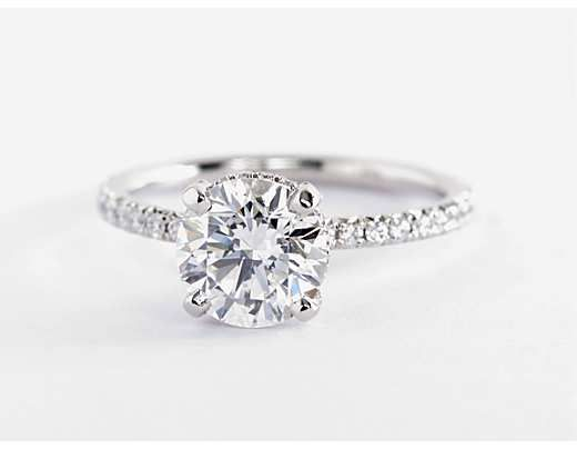 1.7 ct. Round G-Color, VVS2-Clarity, Ideal-Cut