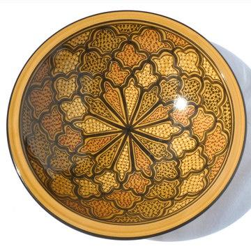 Made in Nabeul, Tunisia - Le Souk Ceramique