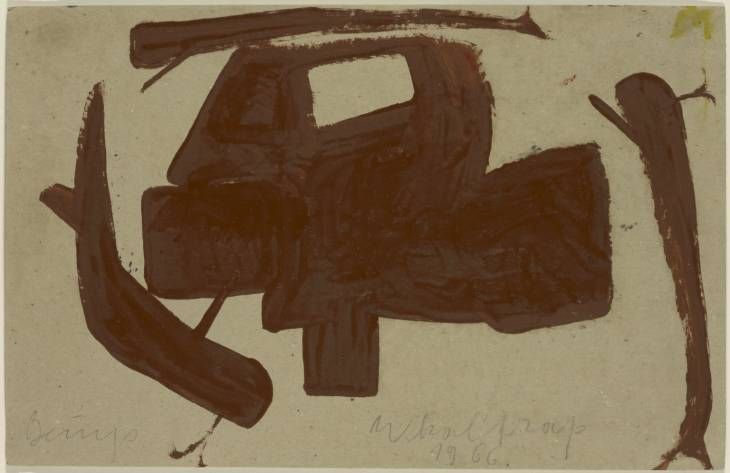 Joseph Beuys, 'Whale trap' 1966