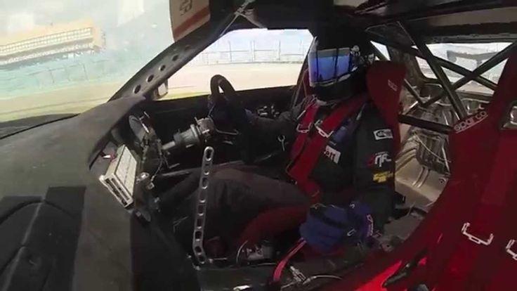 Riding Shotgun with Mats Baribeau at Formula Drift Miami