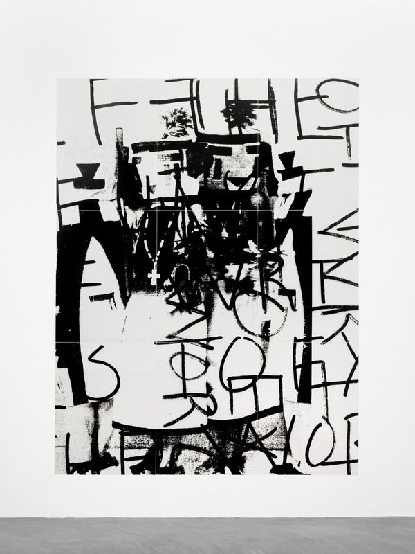 Adam Pendleton at Eva Presenhuber (Contemporary Art Daily)