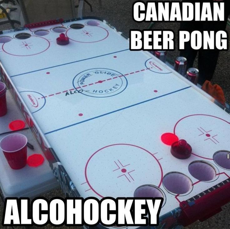 The Canadian Version of Beer Pong - Beer Street Journal