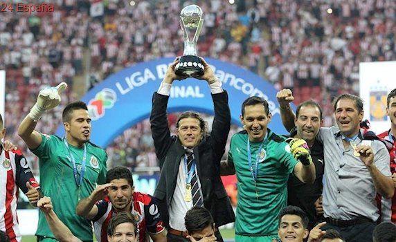 Guadalajara derrota a los Tigres y conquista la liga mexicana
