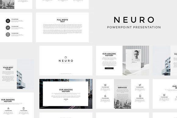 Neuro Powerpoint Presentation Disenos De Unas