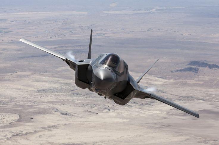Trump says Lockheed Martin has cut $600 million from F-35 program