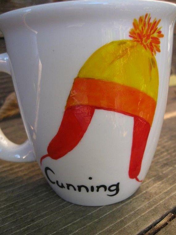 Jayne Mug - I'd like you to make this for me :)