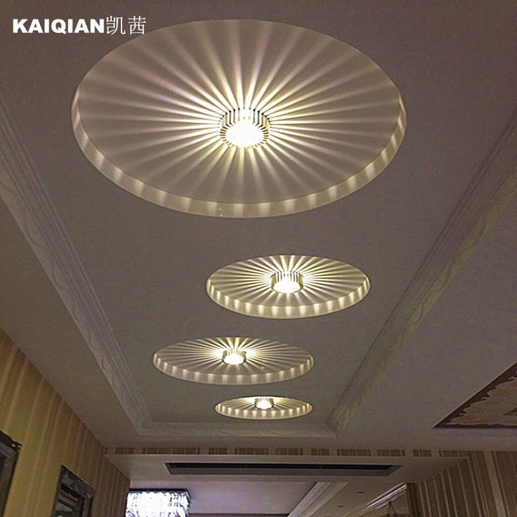 Креативный СВЕТОДИОДНЫЙ коридор крыльцо лампы потолочные светильники светильник светильники для дома купить на AliExpress
