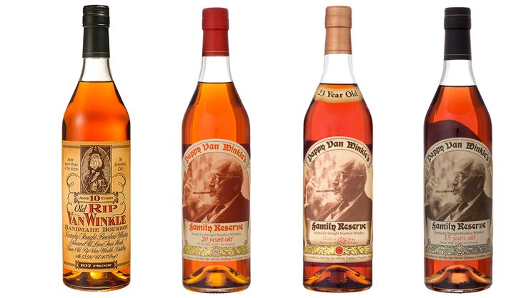 Pappy Van Winkle's rare whiskeys are becoming even more scarce. Find out why. #whiskey #whisky #bourbon