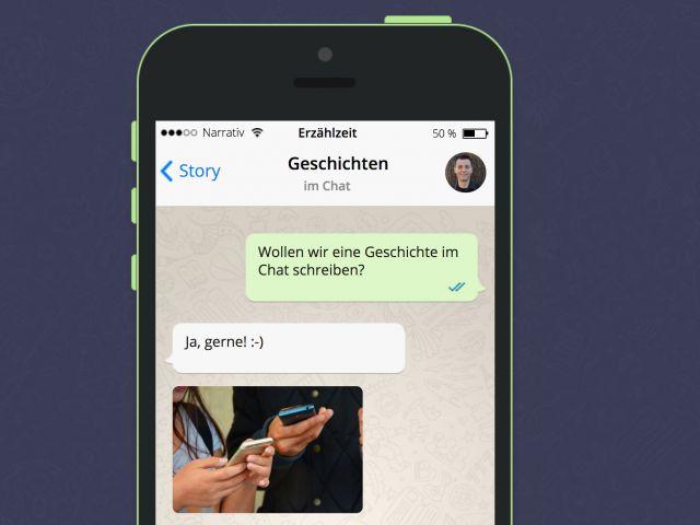 Chat-Geschichten erstellen, als Video oder Foto. Nützlicher Artikel mit Tipps für Schule, Jugendarbeit und Medienpädagogik zur Auflockerung von Präsentationen, Unterricht als kreatives Projekt.