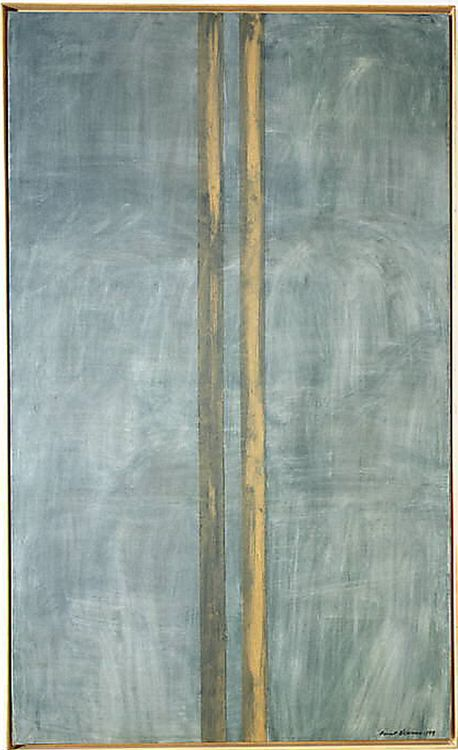 Barnett Newman, Concord, 1949 From the Metropolitan Museum of Art