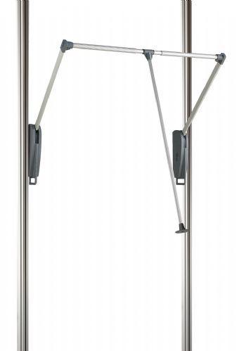 Pull down wardrobe hanging rail | Wardrobe storage solutions