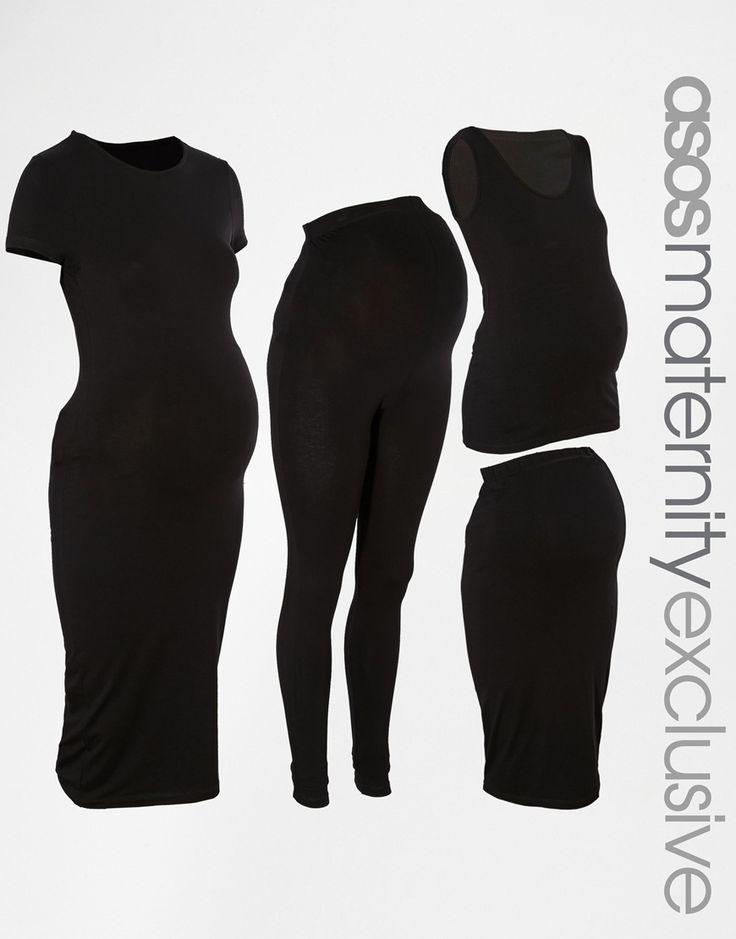 Image 1 ofASOS Maternity Essentials Pack
