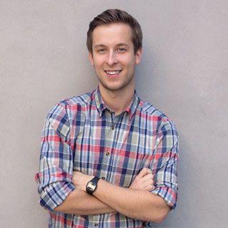 Krzysztof Świtoński - Managing Director i współzałożyciel LUCKYYOU Interactive