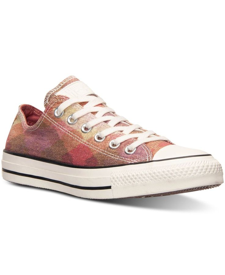 Converse Women's Chuck Taylor All Star Fancy Missoni Casual Sneakers from Finish Line
