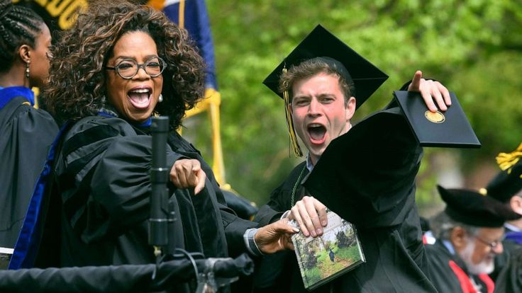 Oprah's words of wisdom to college grads are all the ...