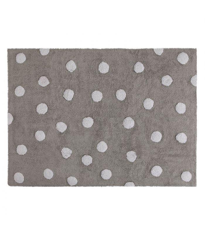 Lorena Canals Dots Grey Rug