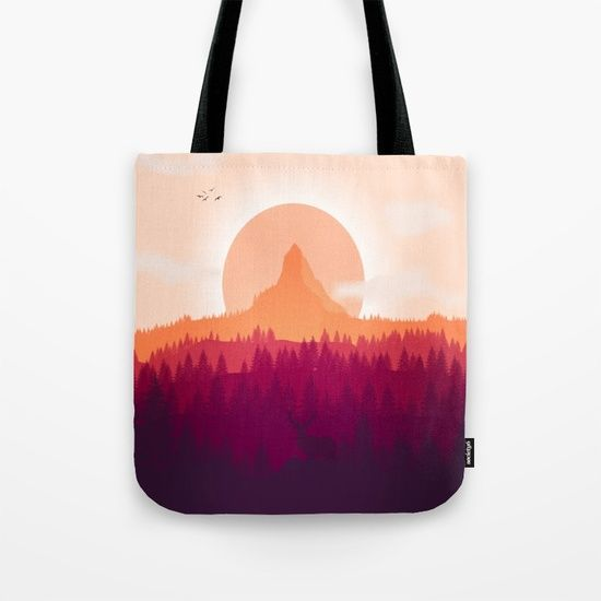 Can You See Deer In THe Art Tote Bag